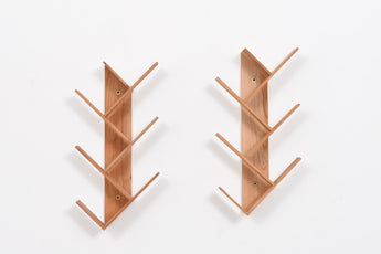 Two available: Wall shelves by Maud Hultberg