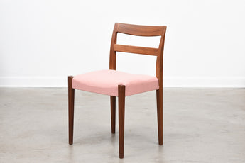 1960s teak chair by Nils Jonsson