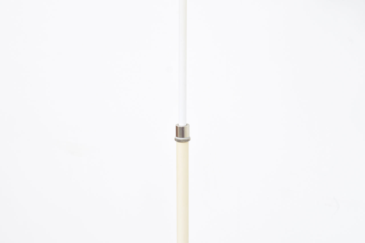 Height adjustable vintage floor lamp
