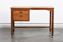 Rosewood desk by Nipu
