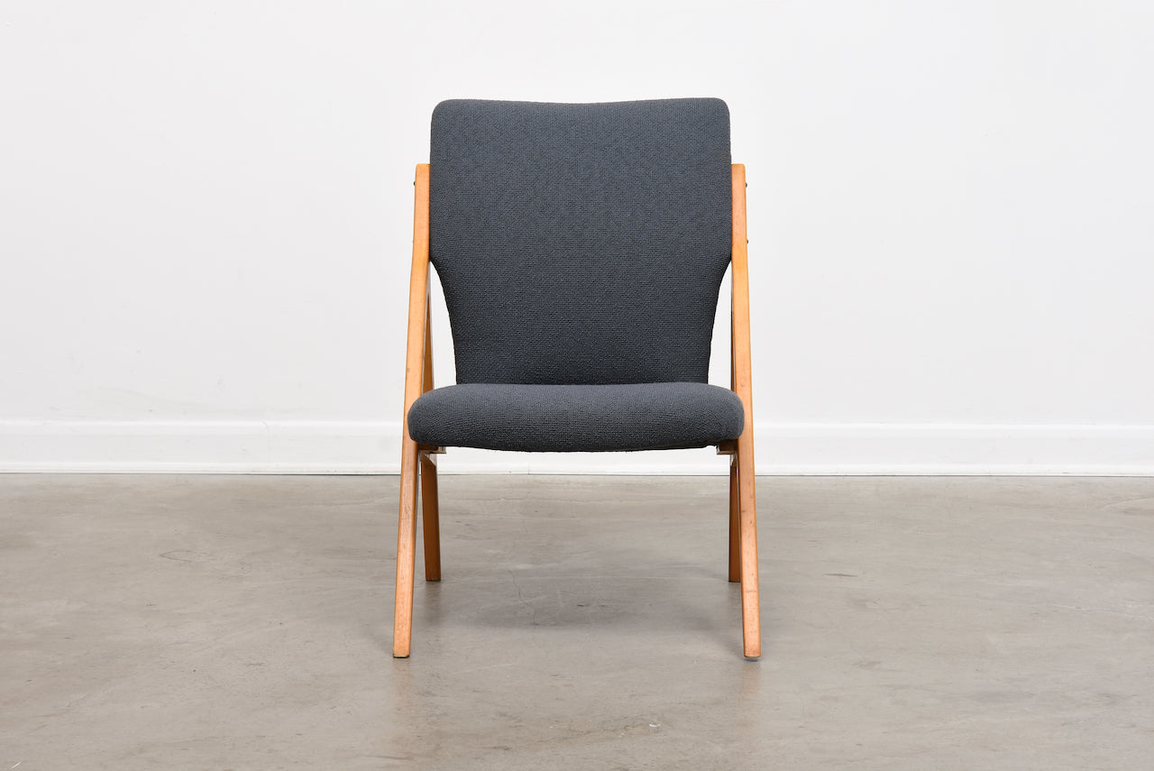 1960s Swedish occasional chair
