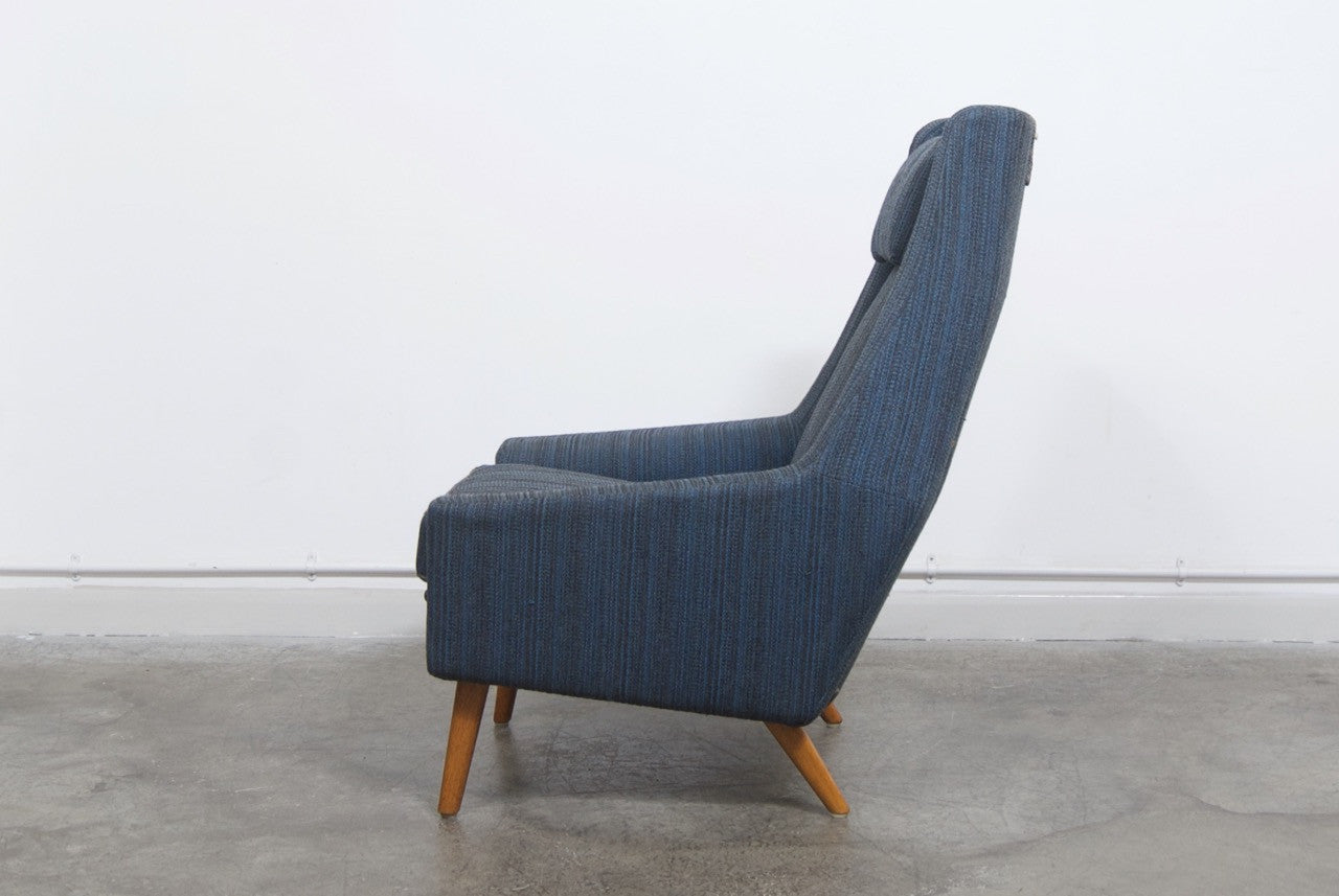 Not specified High back lounger by Folke Ohlsson