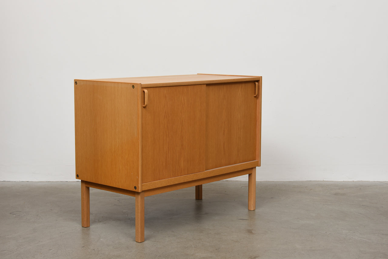 1960s short sideboard by Bodafors