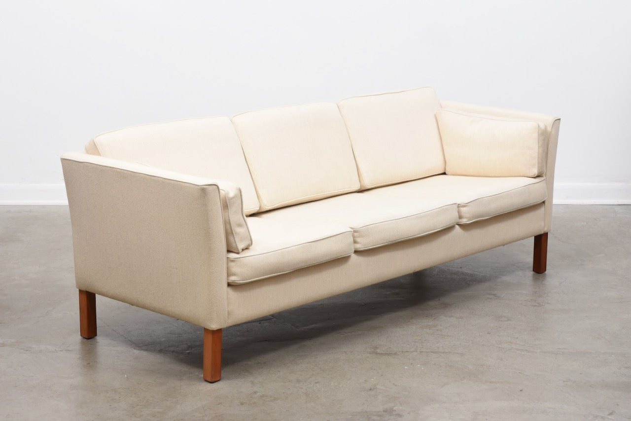 Three seat sofa by Erik Jørgensen