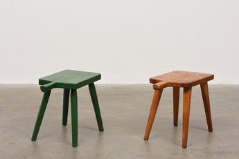 Selection of vintage Swedish stools no. 2