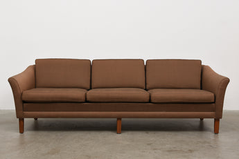Three seat sofa by Folke Ohlsson