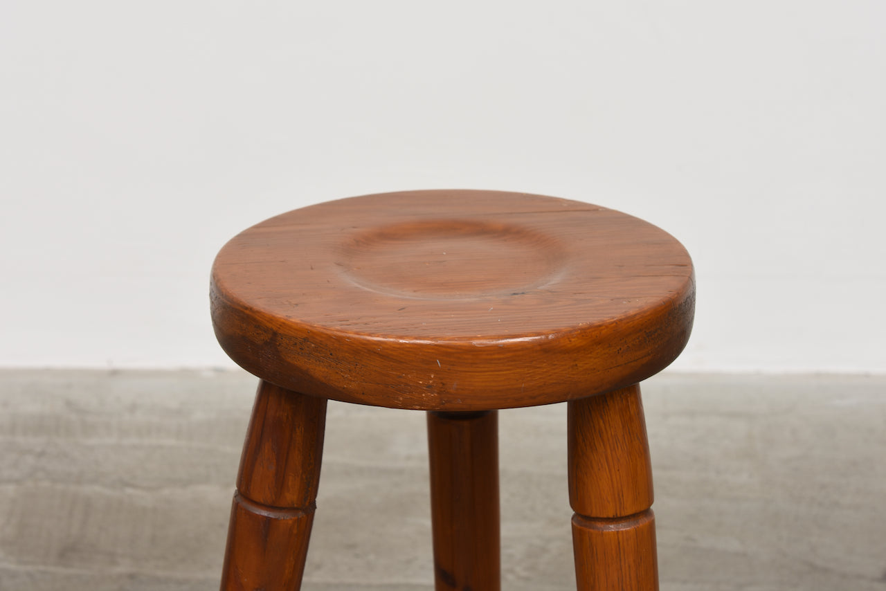 Selection of vintage Swedish stools no. 1