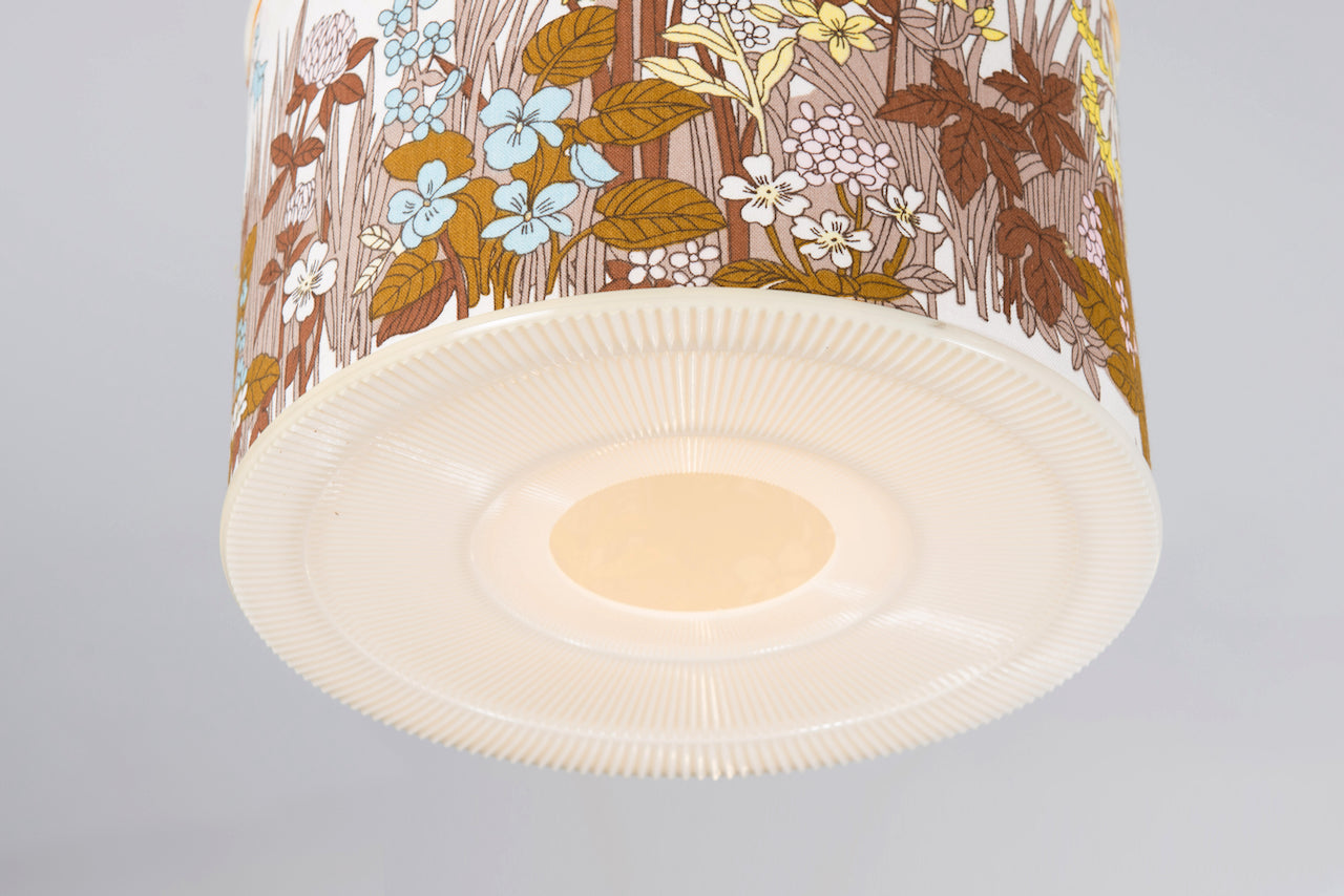 1970s Swedish ceiling lamp