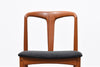 'Juliane' chair in teak by Johannes Andersen
