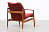 1960s Danish teak lounger