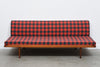 1960s Scandinavian daybed in teak