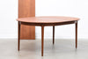 Model 204 extending dining table by Sibast