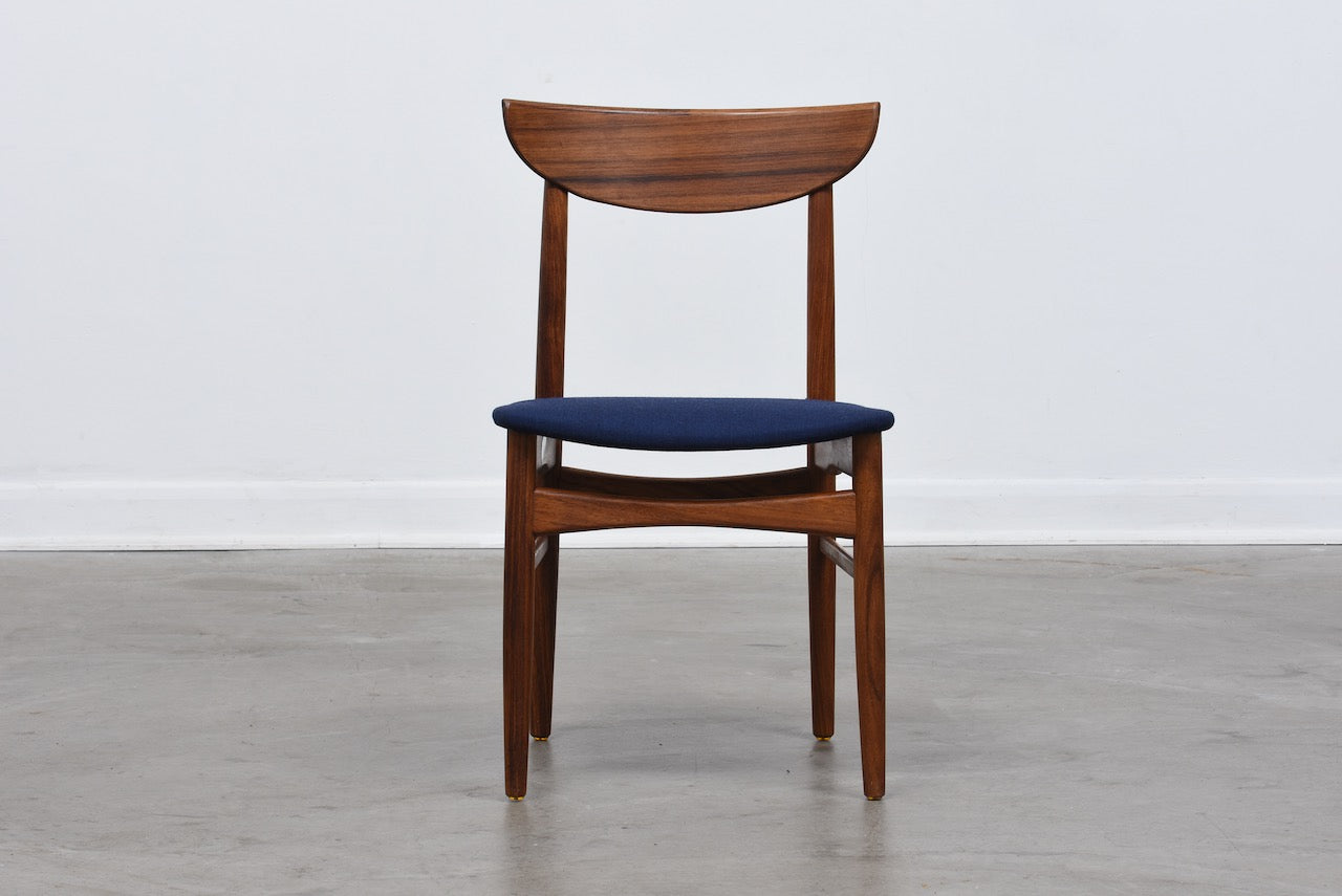 Two available: Rosewood chairs by Skovby Møbelfabrik