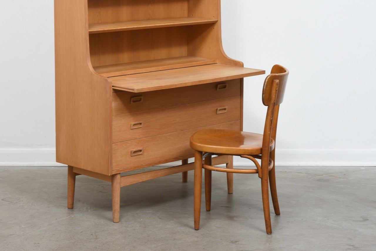 Secretary in oak by Bornholm