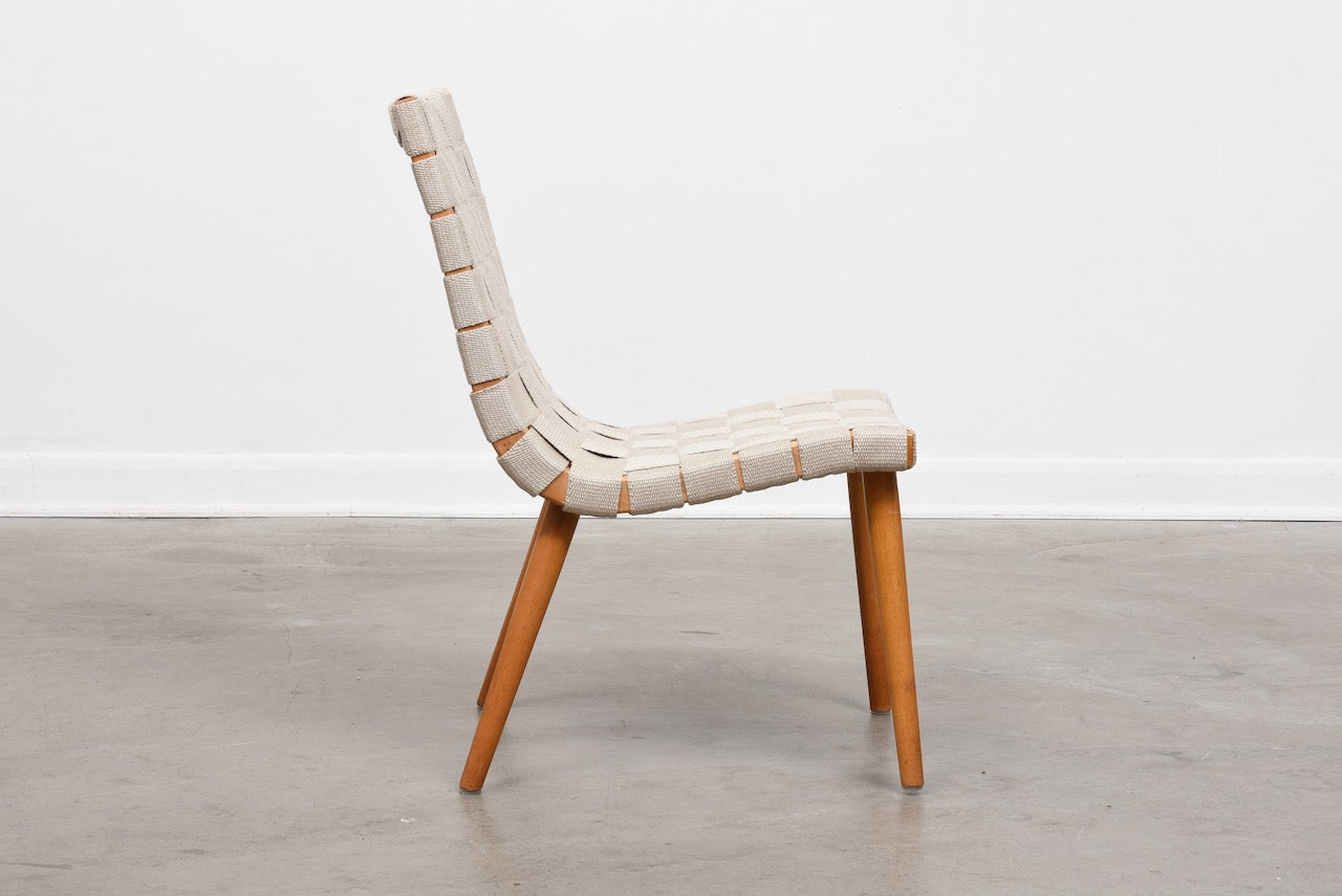 1940s occasional chair by Yngve Ekström