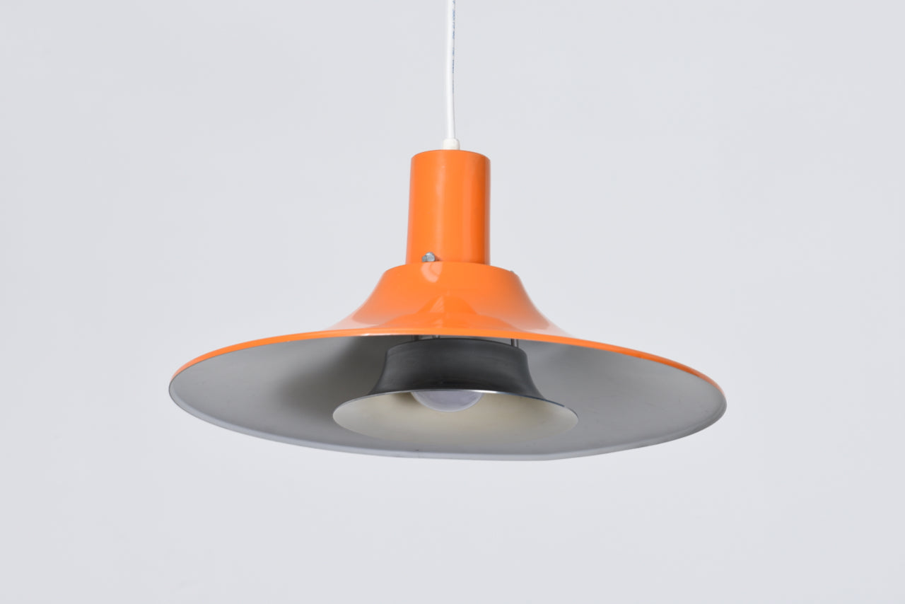 Two available: 1960s multi-tiered ceiling lamp