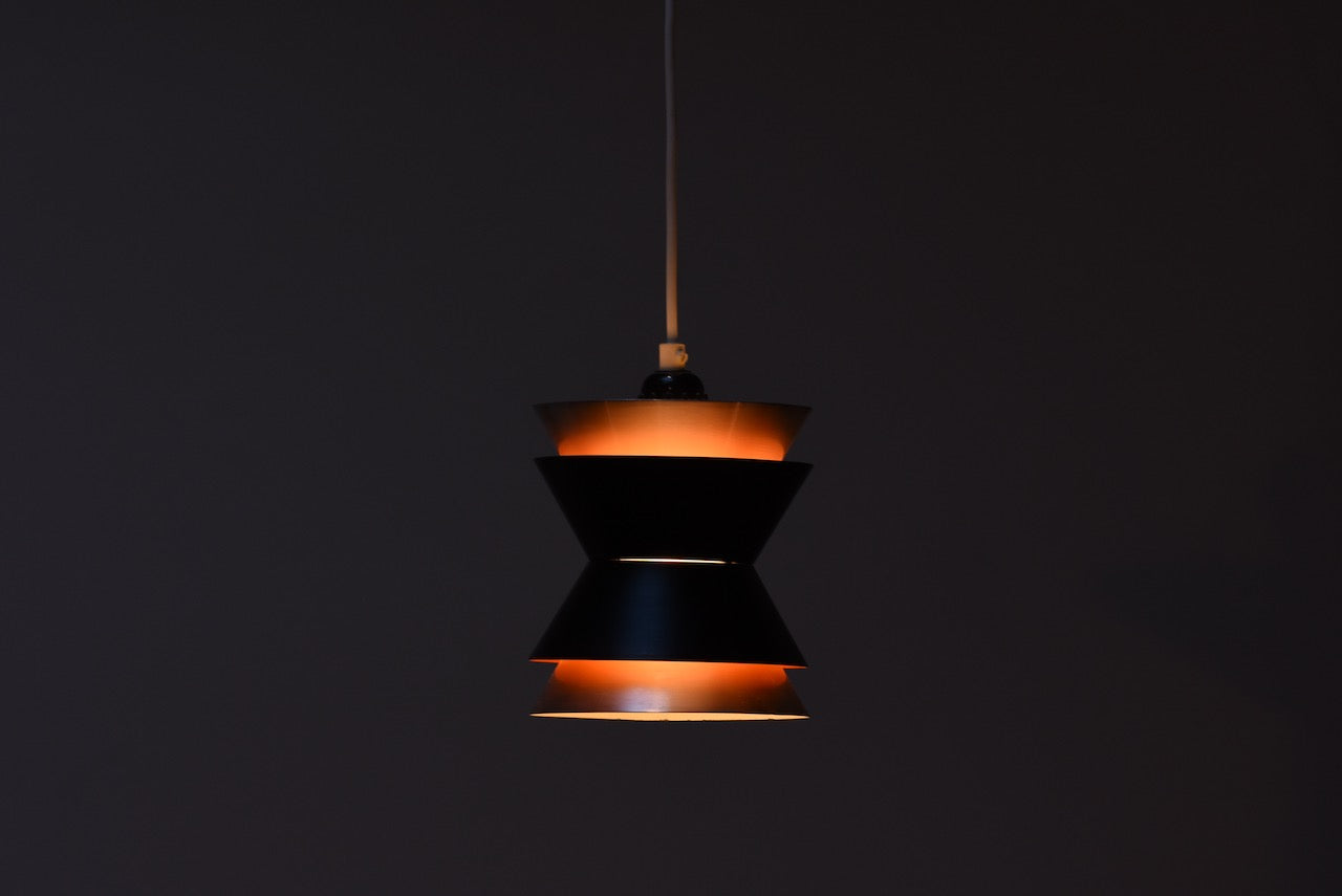 Vintage ceiling pendant by Carl Thore