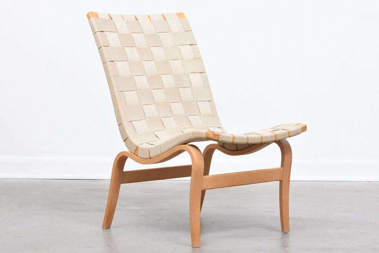 Model 41 Eva chair by Bruno Mathsson