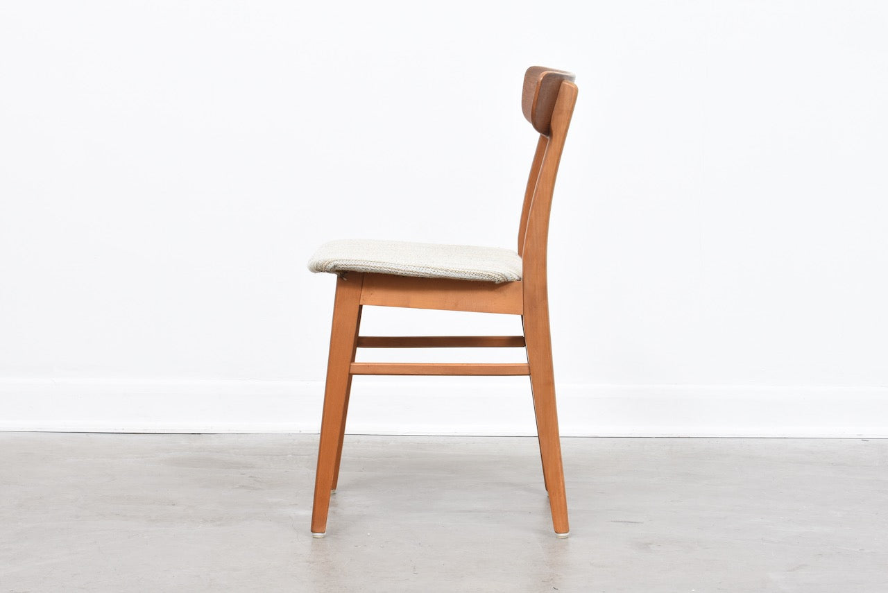 Six available: Dining chairs by Farstrup