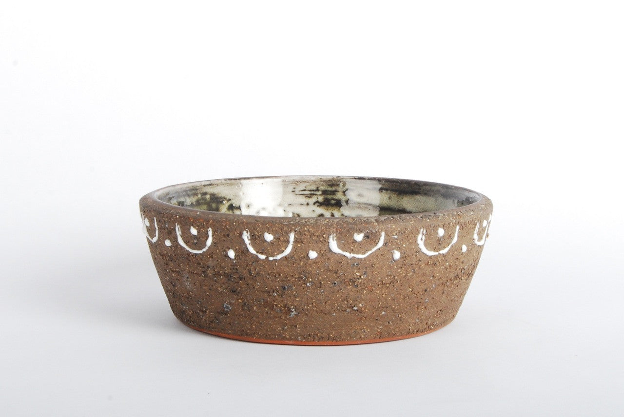 Ceramic bowl by Thomas Hellstrom
