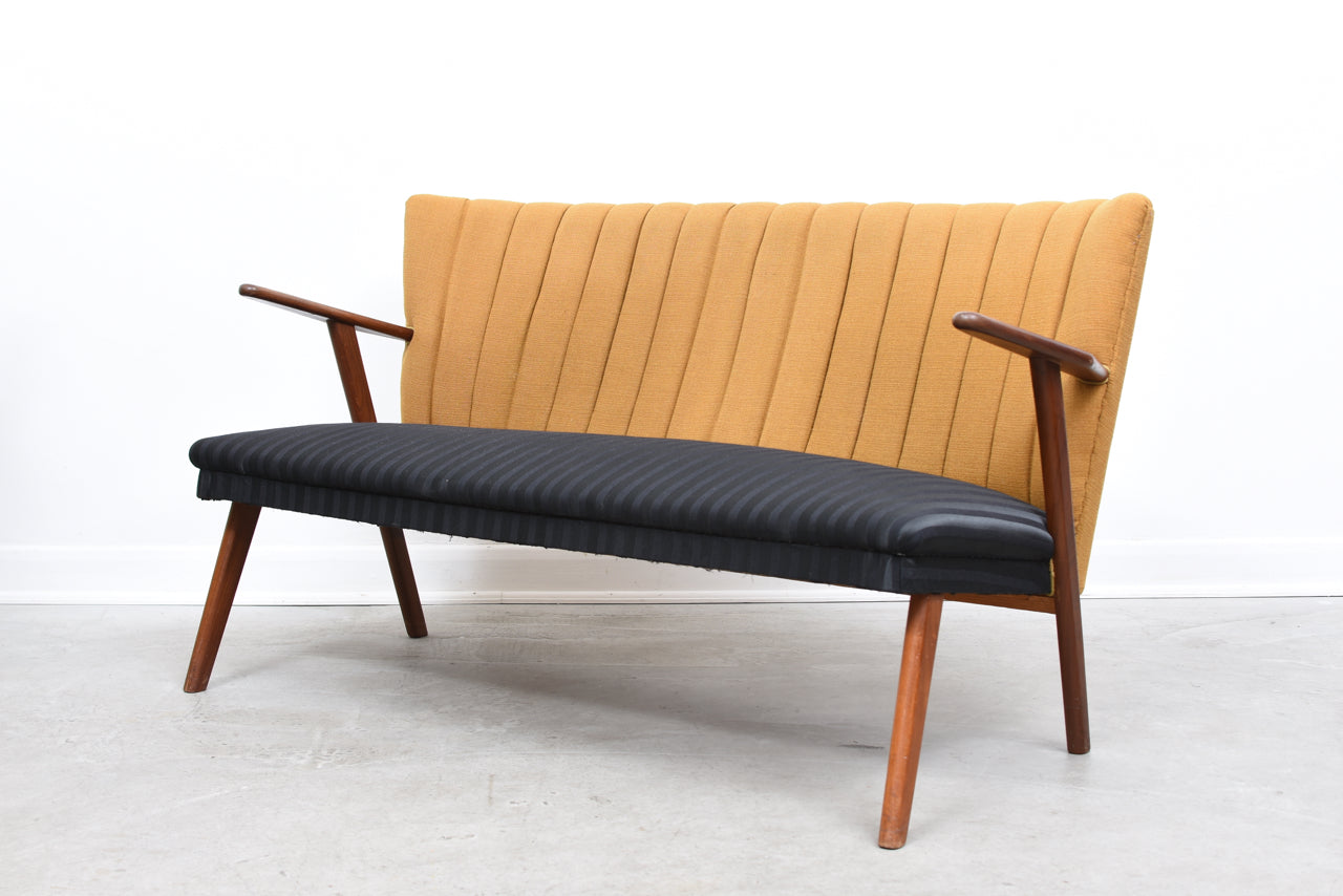 1950s cocktail sofa