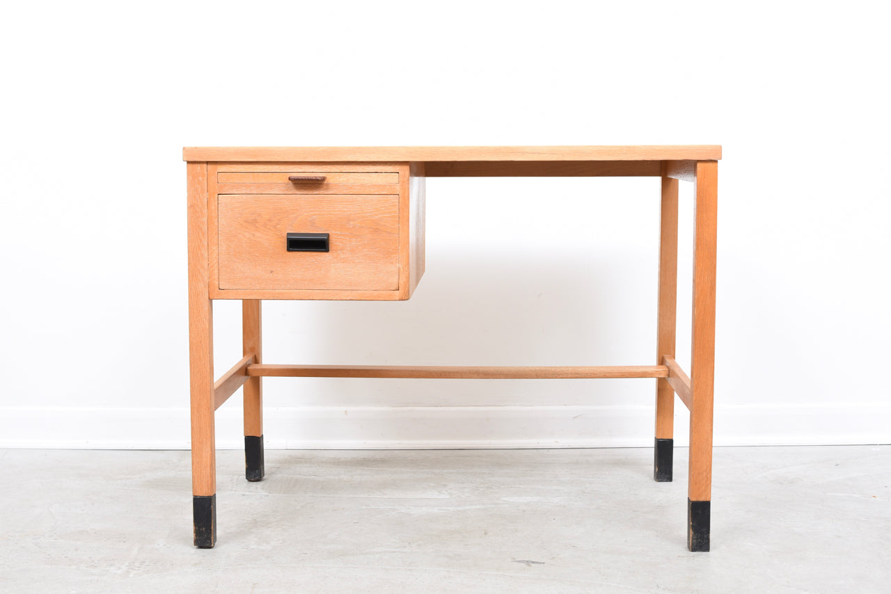 KarstenMay18 1960s single pedestal desk