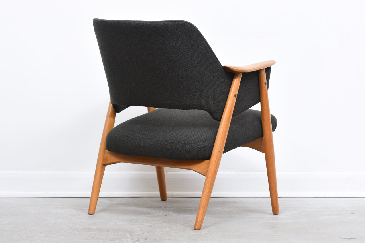 PrebenApr18 Two available: 1960s Norwegian occasional chair