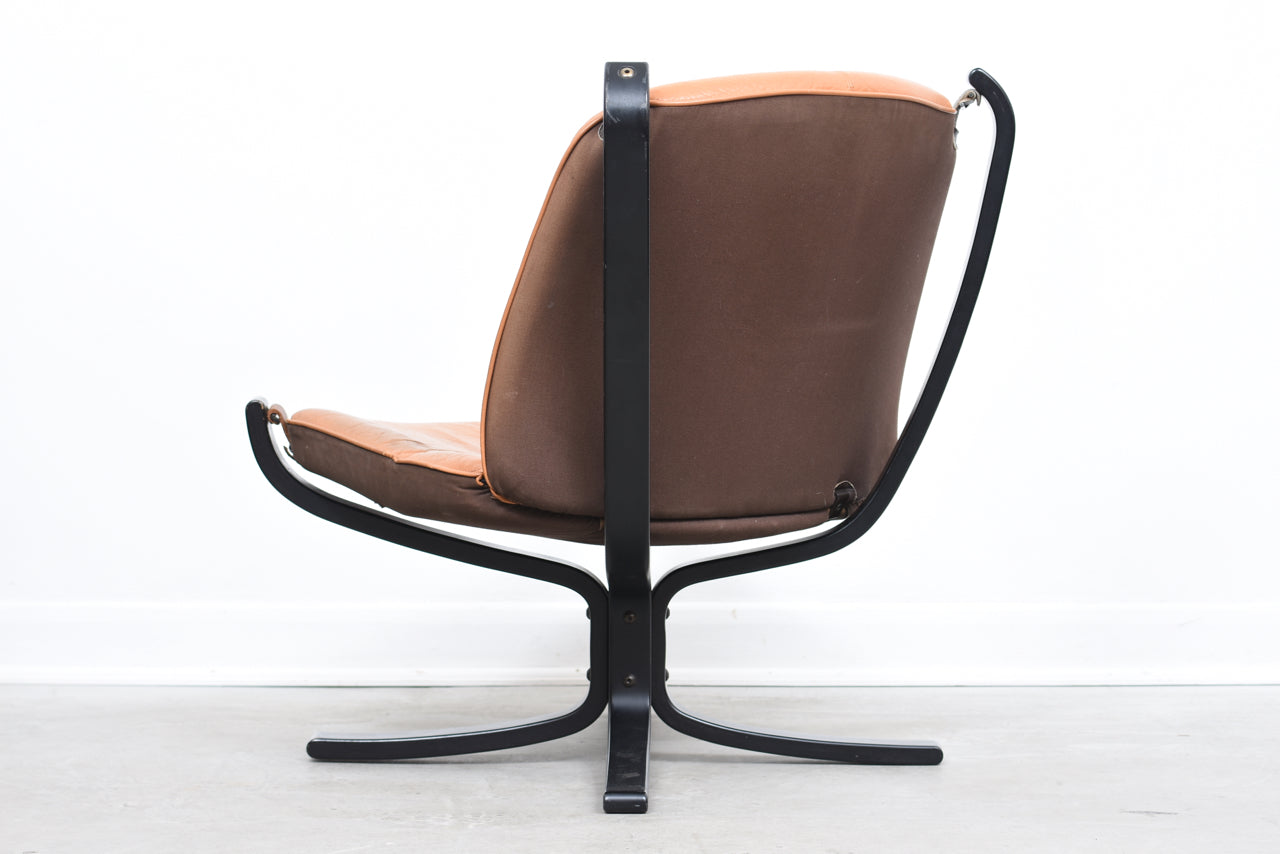 KarstenMay18 Falcon chair by Sigurd Ressel