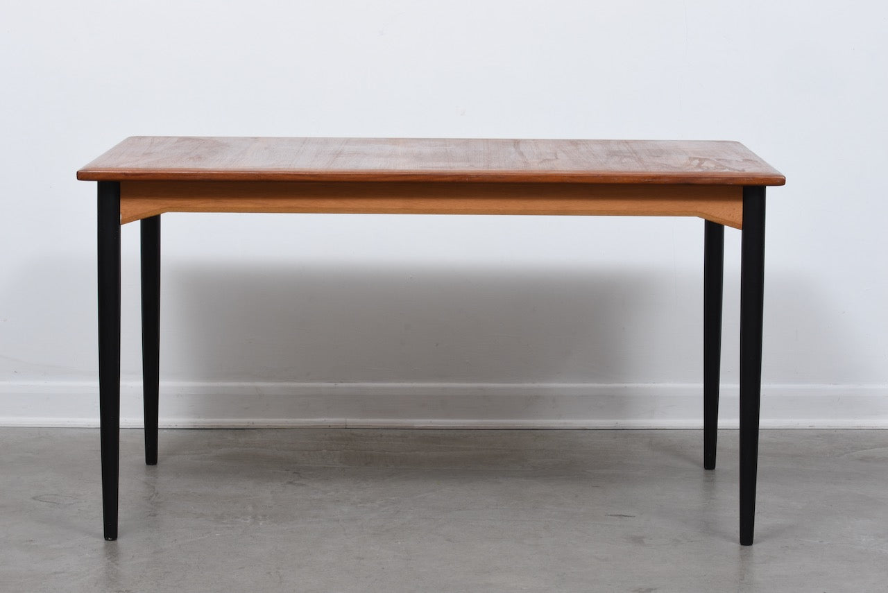 1960s Swedish extending dining table