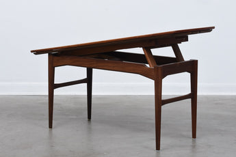 1960s coffee/dining table in teak
