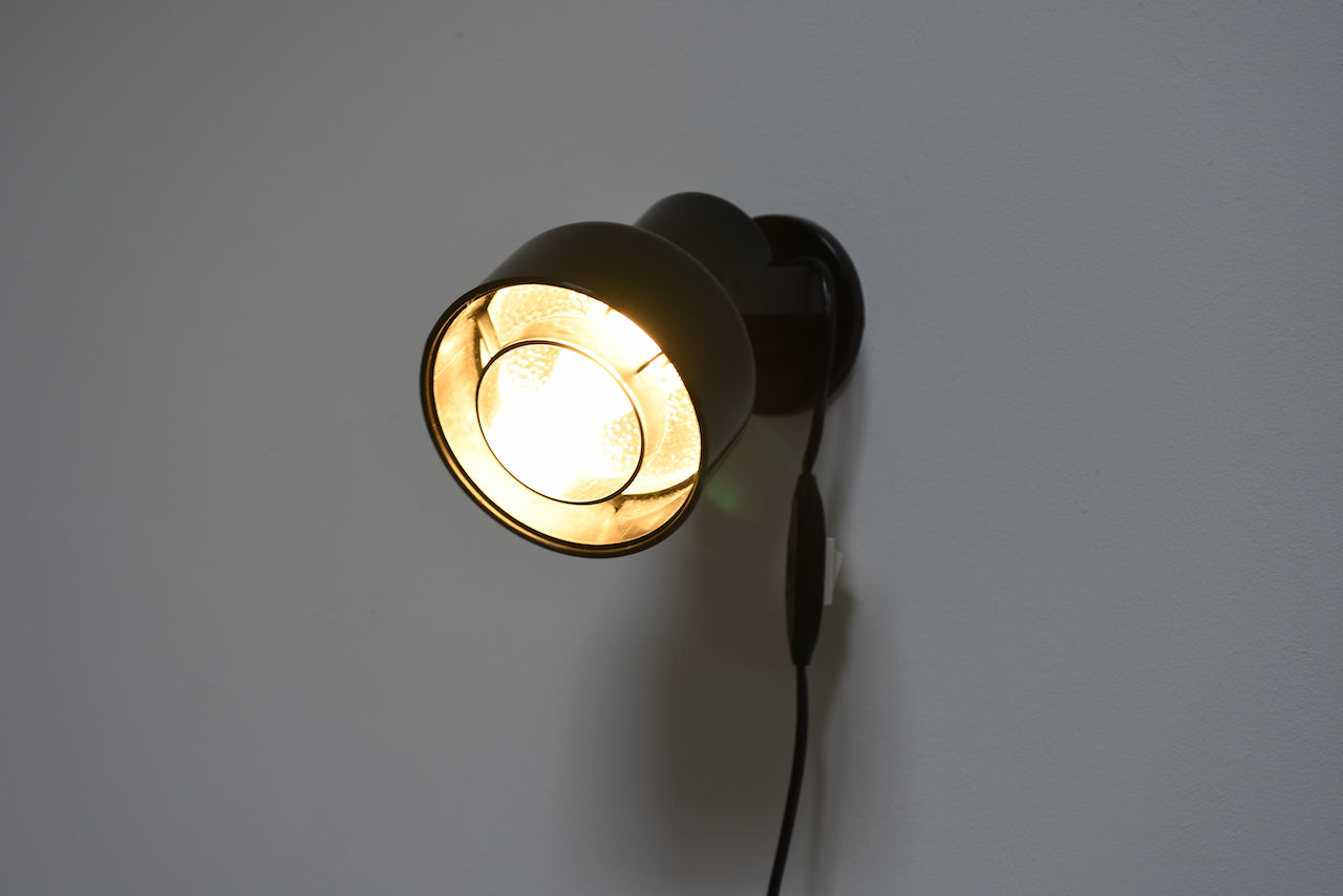 1970s wall light by Fagerhult