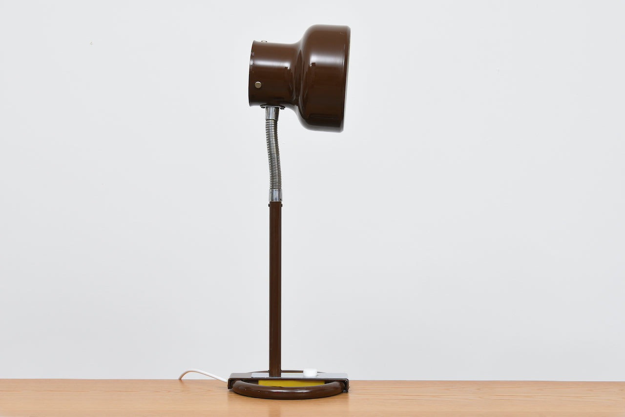 Vintage Bumling table lamp by Ateljé Lyktan