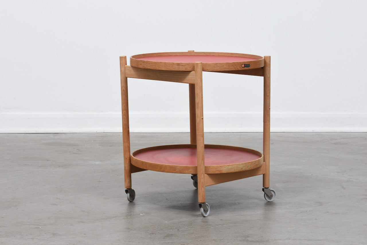 Trolley table by Hans Bolling
