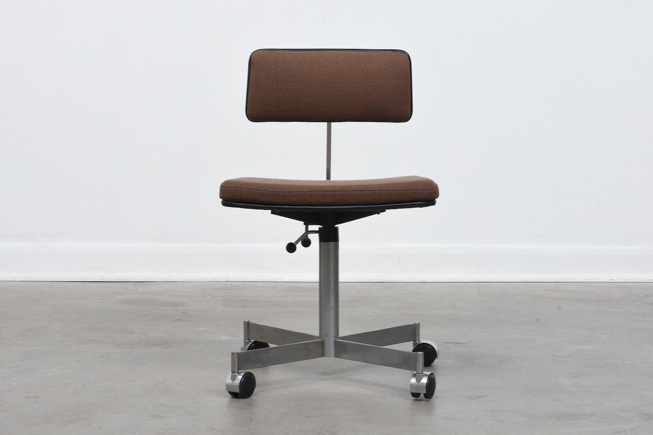Architect's chair by Jørgen Rasmussen for KEVI
