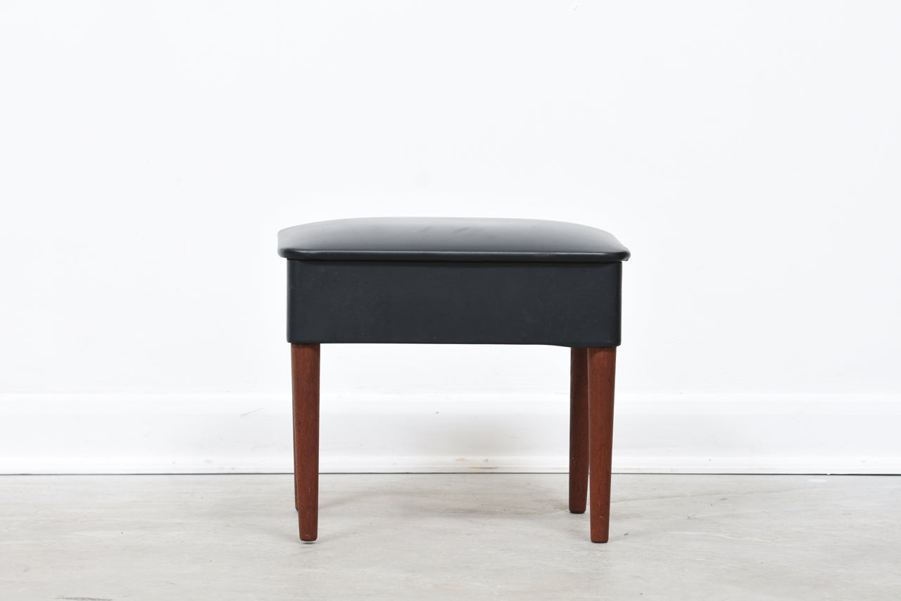PrebenMar18 Foot stool with integrated storage