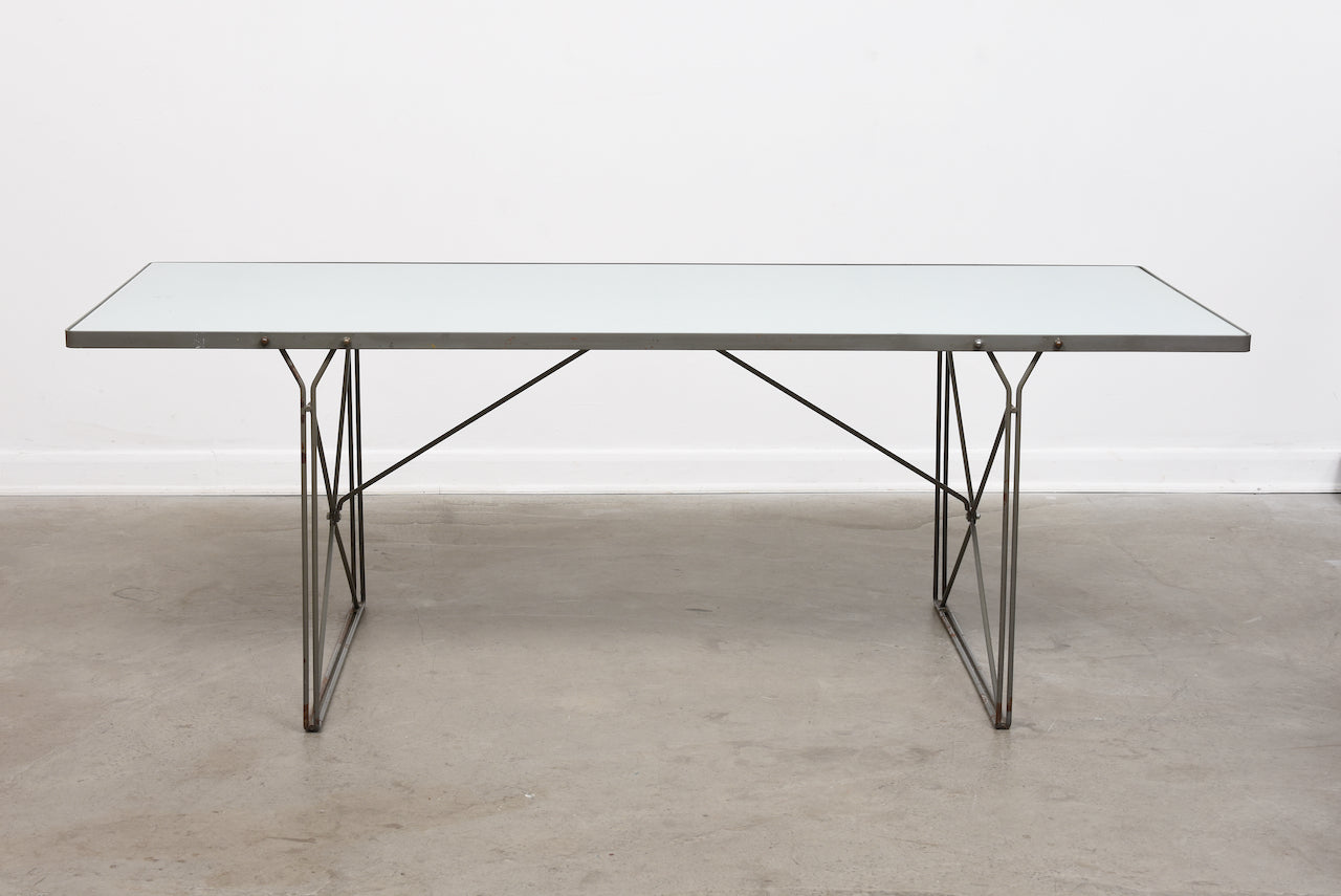 Moment dining table by Niels Gammelgaard
