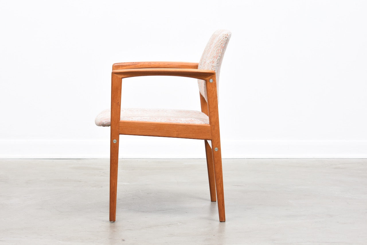 1960s Swedish teak armchair no. 2