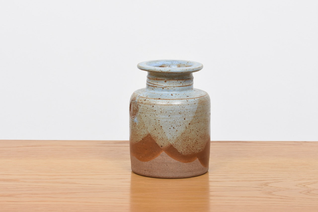 Vintage ceramic bud vase by Rörstrand