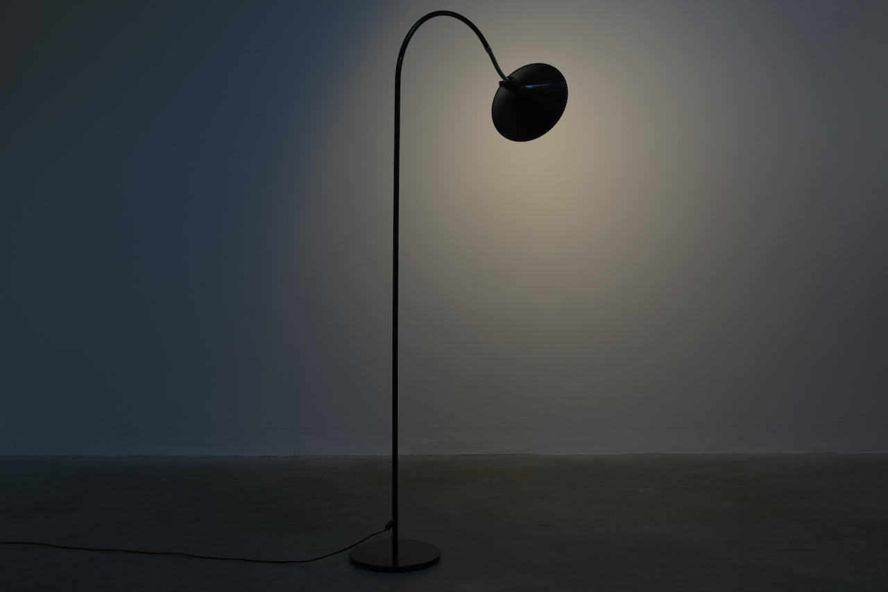 Vintage Swedish floor lamp by Borje Claes