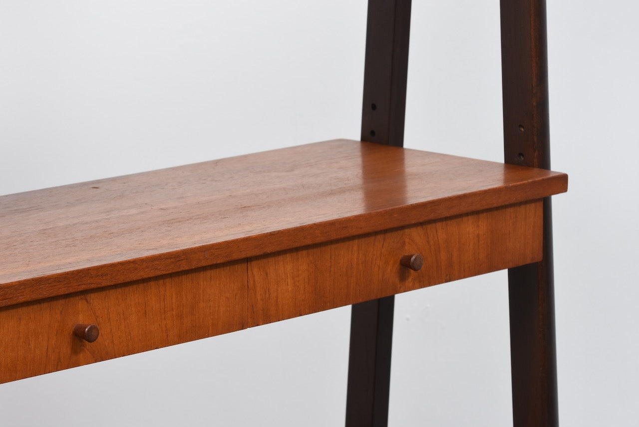 1960s Swedish teak high board