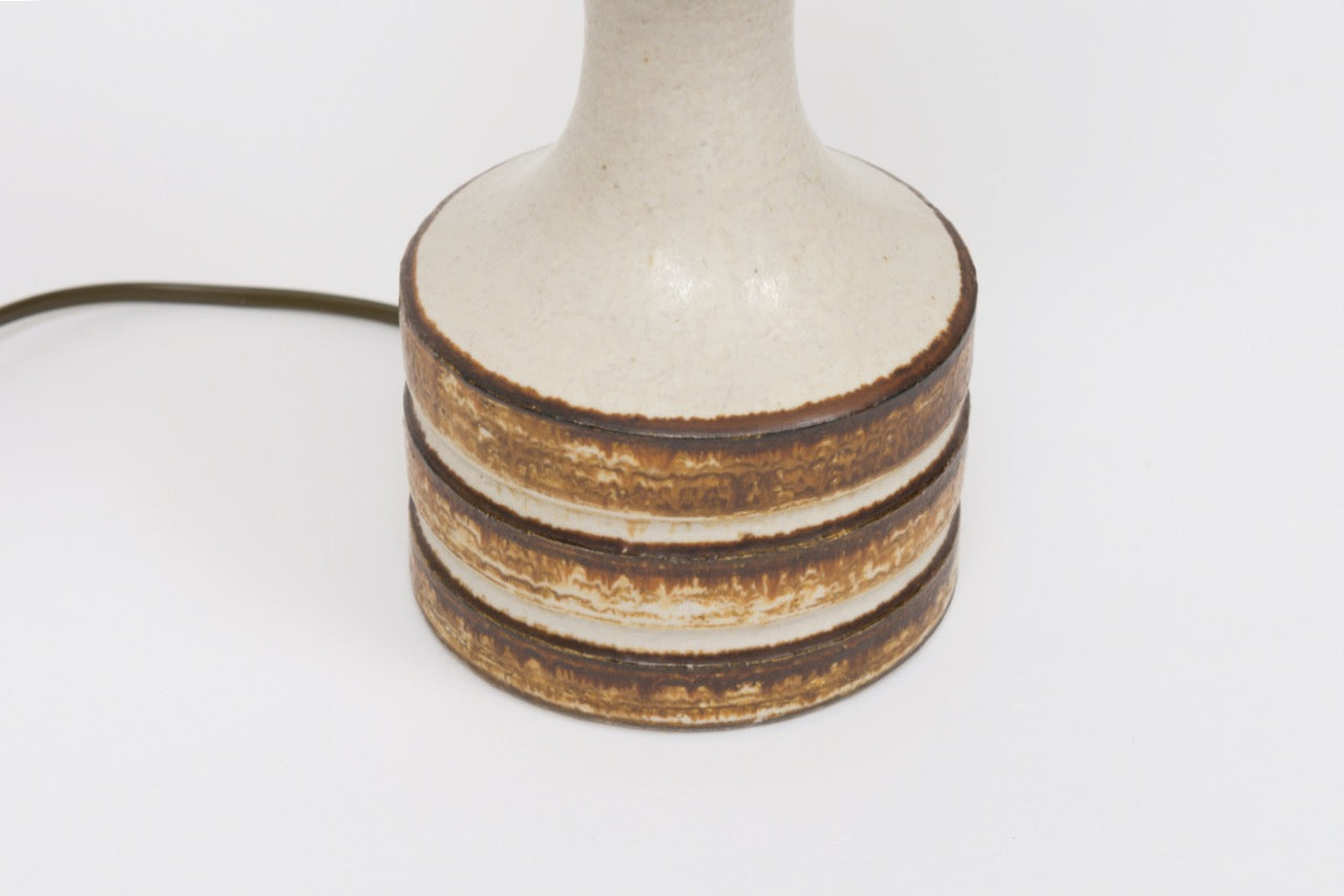 1970s ceramic table lamp by Axella