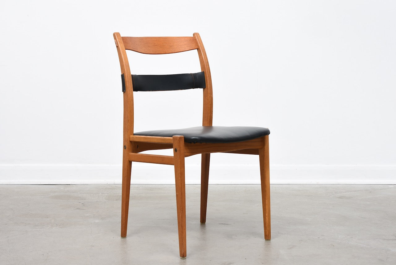 1960s 'Remus' chair by Yngve Ekström