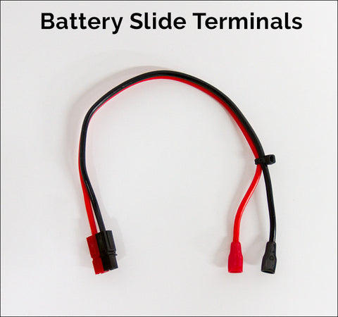 Battery Slide Terminals
