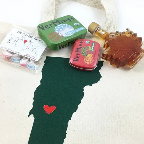 Vermont Wedding Welcome Bags