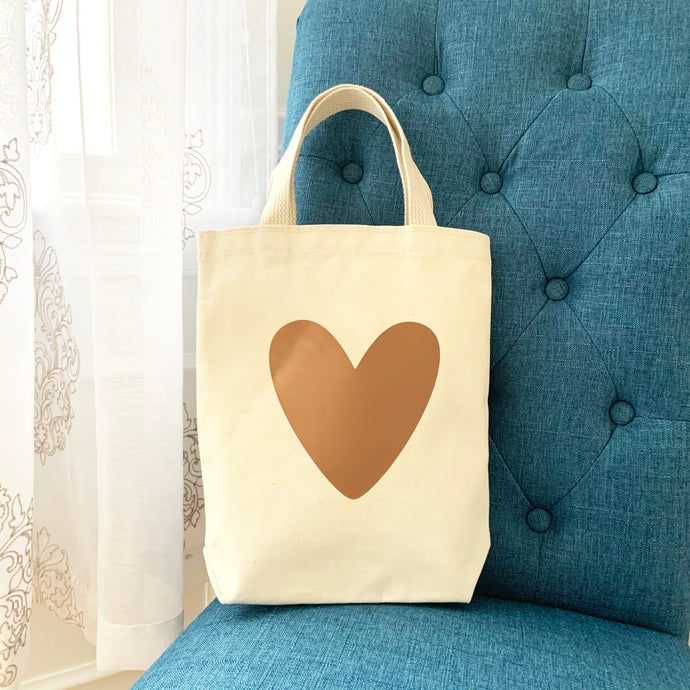 DIY: Heart Wedding Welcome Bags with Your Cricut