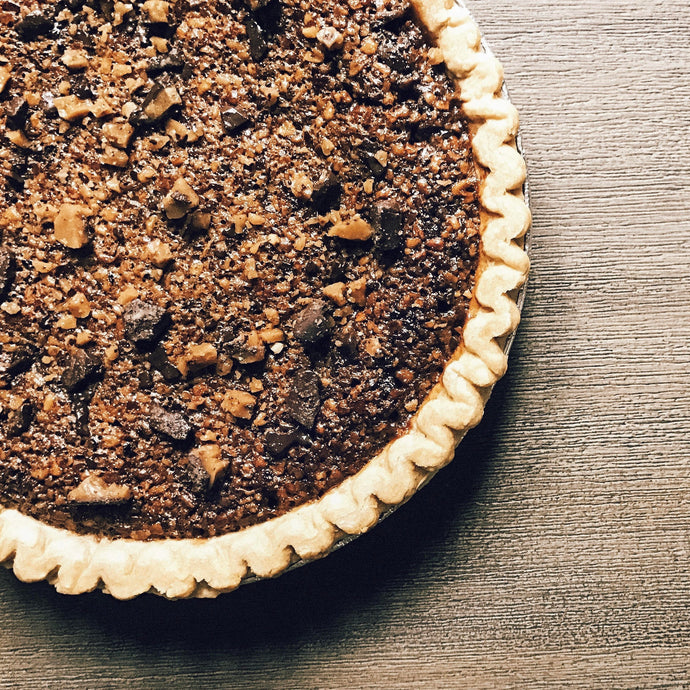 Recipe: Chapel Hill Toffee Pecan Pie