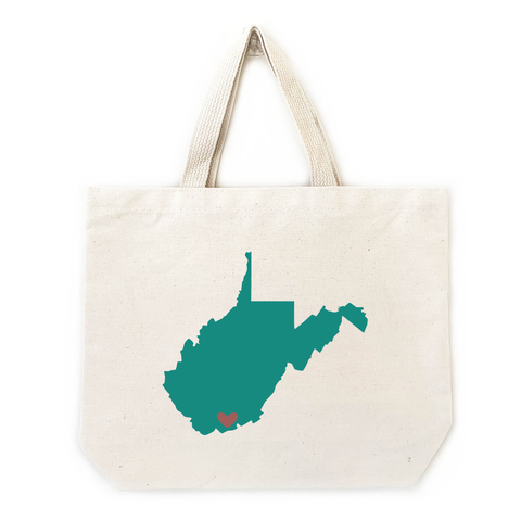 West Virginia Welcome Gifts