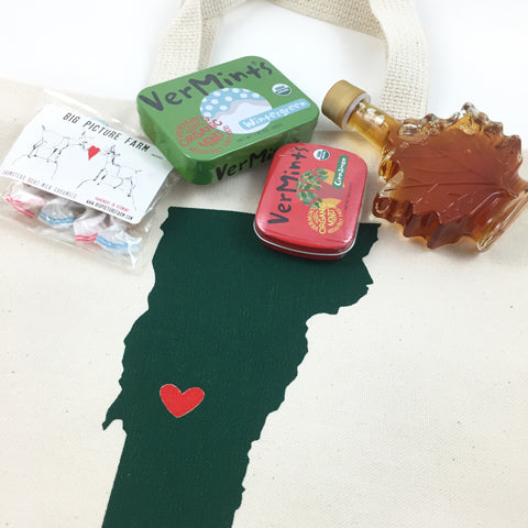 vermont wedding welcome gifts