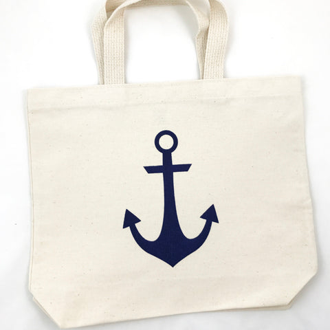 anchor wedding welcome totes