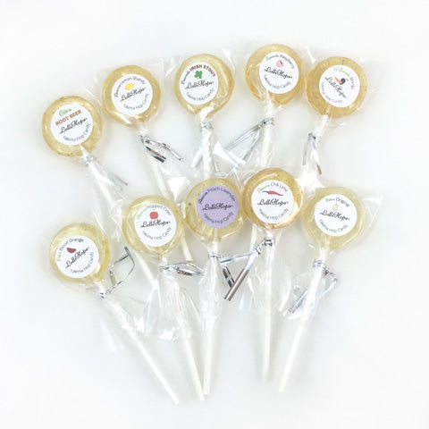 lollihops hops infused lollipops